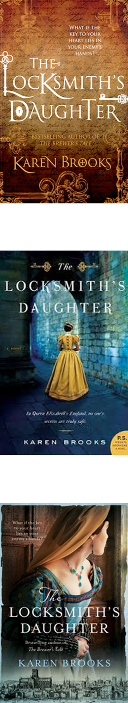 The Locksmith's Daughter (2016)