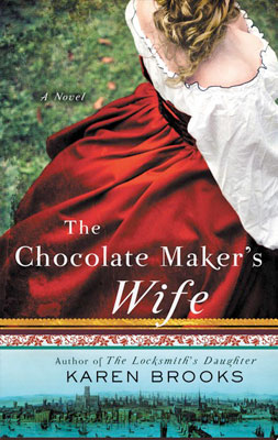 The Chocolate Makers Wife (2019 US/UK)